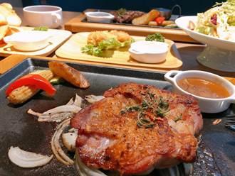 米塔集團新品牌「米塔炙燒牛排」全台首店進駐中友百貨
