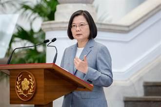 再現本土疫情 蔡英文:對團結的台灣人民有信心