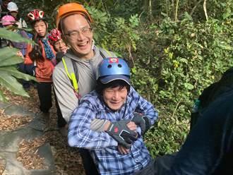 柴山祕境人潮不減 探險協會推廣安全自救教育