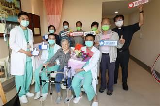 9旬網紅阿嬤罹主動脈瘤 支架手術助她恢復