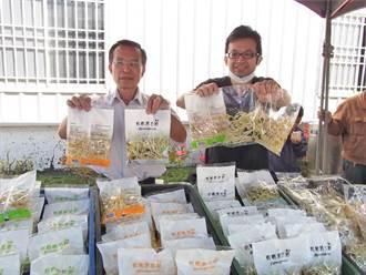 落實台灣大糧倉計畫 農糧署推動雜糧產銷履歷