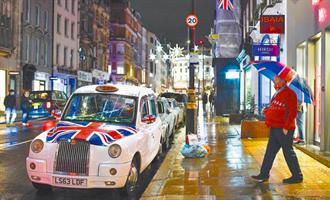 倫敦疫情燒 陸駐英使館暫停倫敦簽證業務