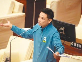 台北活動糾紛 綠議員告防疫員不起訴