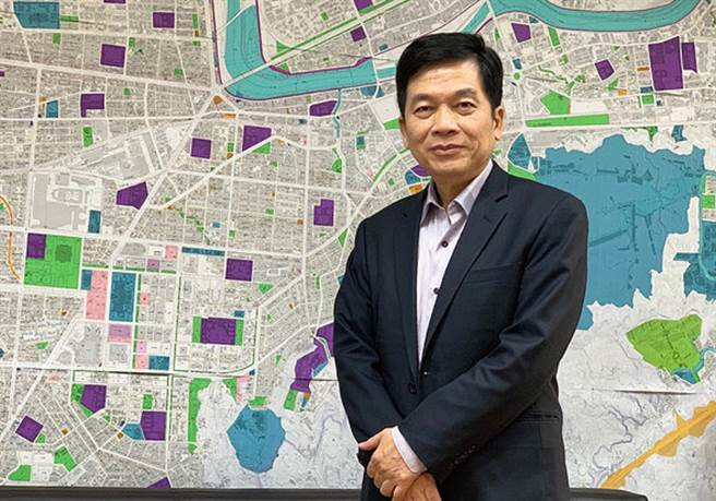 臺北市都發局長黃景茂說,北市的社宅政策不只要顧及居住正義,更要打造全新的居住文化與安全質感。(圖/臺北市政府提供)
