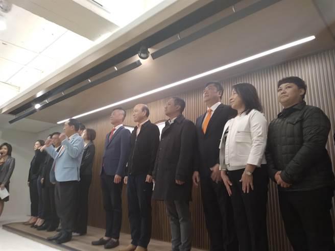 親民黨中央黨部(記者季節攝)