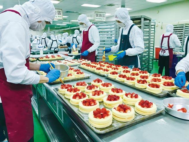 全聯自有品牌We Sweet甜點今年業績估達27億元,明年要衝30億元。圖/劉馥瑜