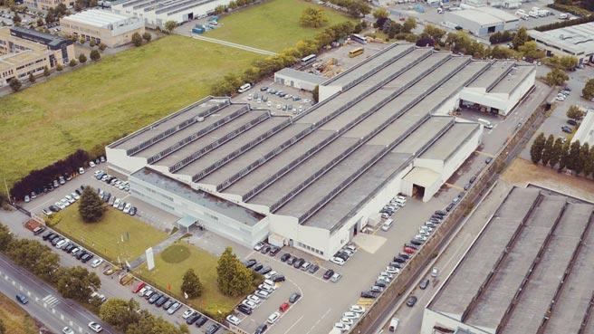 中义科技机械母集团义商IEMCA厂区。图/业者提供