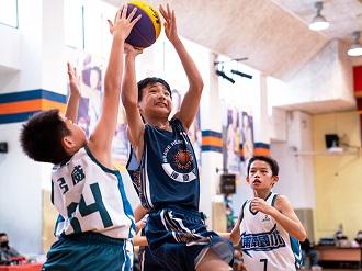 年年獲頒「運動企業認證」的優質品牌 攜手天母國小舉辦籃球賽