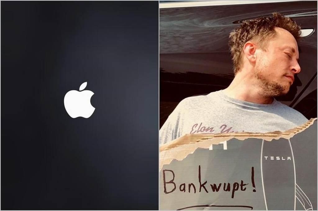 馬斯克透露曾想把特斯拉賣給蘋果,但是庫克不甩他