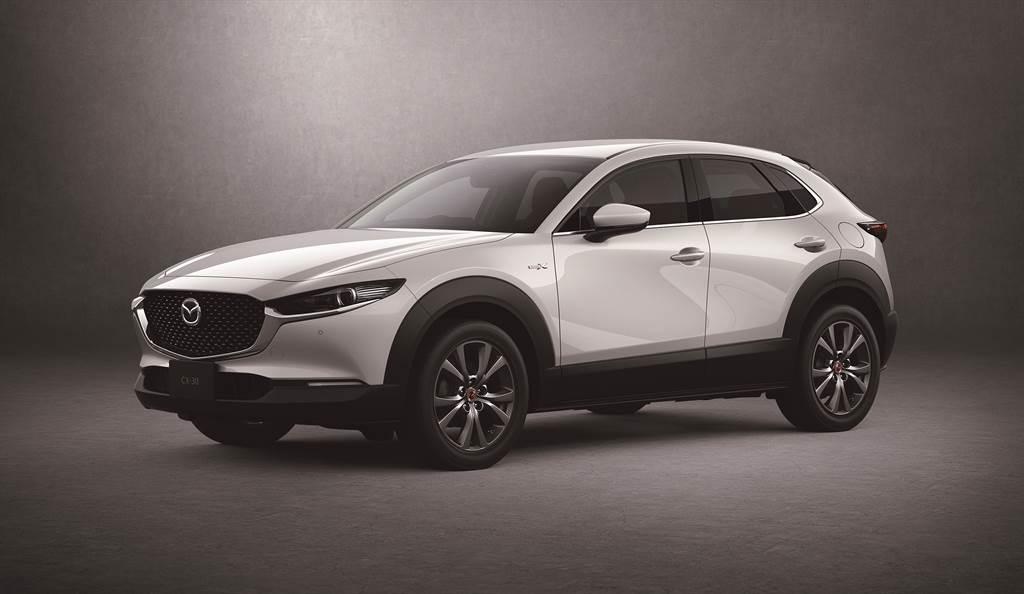 SKY-X/SKY-D 動力提升、安全系統全面優化!Mazda CX-30 新年式樣商品改良日本發表!