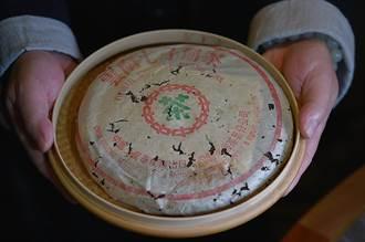 独〉一壶普洱茶12888元 退休「鞋王」携手欣叶献「宝」
