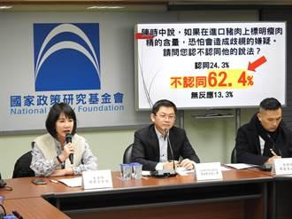 國民黨公布民調:民進黨「一黨獨大」宣告結束