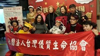 李炳輝零尾牙「人平安就好」 文夏因肺炎剛出院喜歡耶誕節目