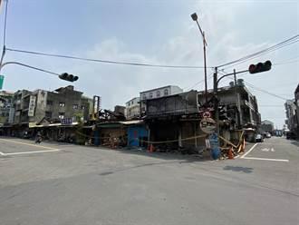 山腳市場拆除清理惹議 公所暫緩施工擬再開協調會