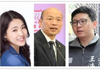 徐巧芯曝韓國瑜可能參選桃園 王浩宇看到嚇一跳
