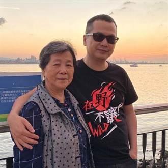 羅智強荔枝人生自爆:因他辭去「天堂」工作 母親重度憂鬱症10年