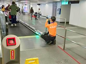 本土案例再現 雙鐵加強執行旅客戴口罩防群聚感染