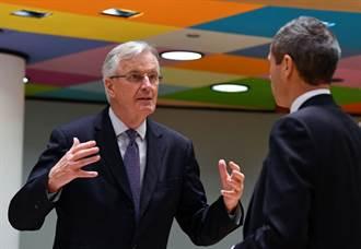 英歐貿協談判期限將屆 傳歐盟同意延至明年