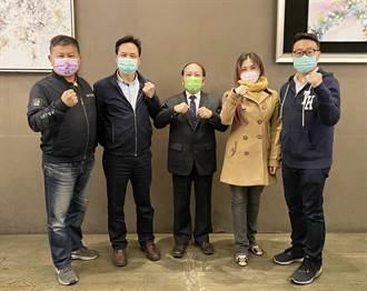 中市議會民進黨團下屆總召由謝明源擔任  張耀中、賴佳微出任副總召