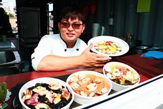 不上餐廳也能吃到星級美食 東港青年返鄉創業拚出「疫」片天