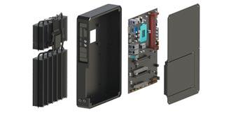 主機板升級 支援intel 9代CPU