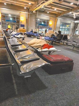 台英航班砍半 有英旅遊史集中檢疫