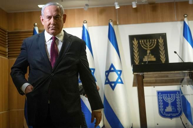以色列恐兩年第4次大選 尼坦雅胡將邊競選邊出庭。(圖/路透)