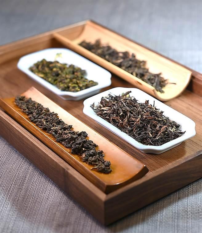 寶元紀攜手欣葉推廣茶藝美學,客人可在「欣葉.鐘菜」餐廳喝到「鞋王」珍藏的各好茶。(圖/姚舜)