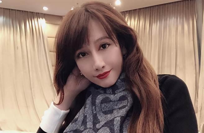 陳子璇又提舊愛高國華,說高老師的梗,只有她接得住。(翻攝自陳子璇臉書)