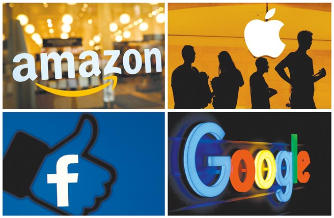 媒體披露谷歌與臉書秘密協議,同意一旦遭到反壟斷調查,將「合作並協助彼此」脫身。圖/路透