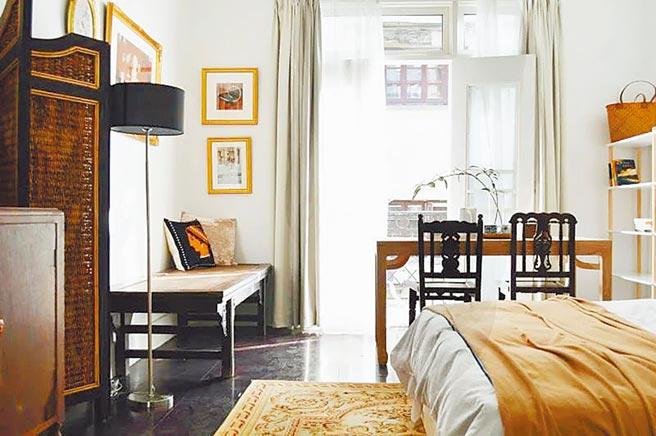 上海長物庄女性共享公寓的房型。(取自長物庄微信公眾號)