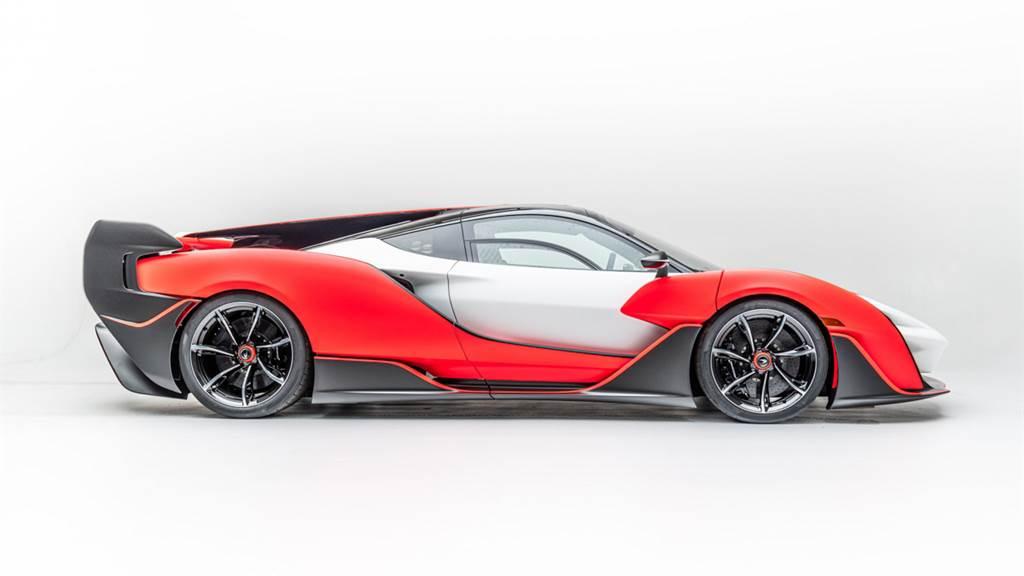 採15輛限定產製!McLaren MSO部門客製打造Sabre