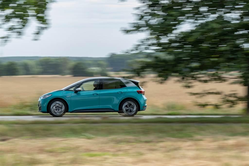 階段性任務達成!Volkswagen e-Golf迎來停產,產線由ID.3取代