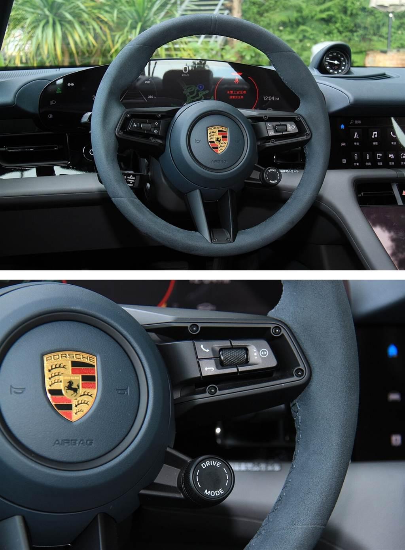 享受Porsche Taycan 4S純電高性能出行新樂趣!