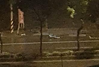 桃園男深夜疑遭3惡煞擄走 警到場只見一台單車