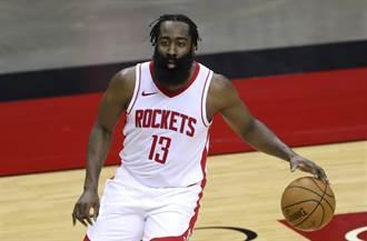 NBA》火箭交易哈登 鎖定金塊麥克波特