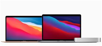 M1 MacBook/Mac mini在台開賣 出貨得等到2021年