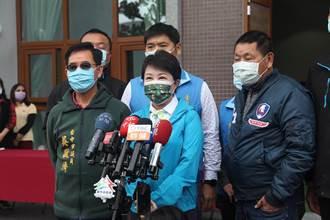 若疫情加劇 盧秀燕:跨年活動不排除全面取消