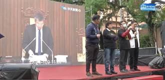 影》萊豬表決林淑芬、劉建國棄權 蘇偉碩致敬批民進黨:納粹!