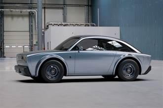 融合復古元素造就衝突美感 Alpha Motor发表Ace纯电作品