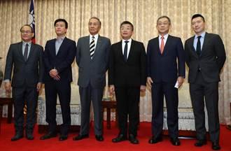 中職》劉玠廷卸任 新會長蔡其昌:桃猿永遠的領隊