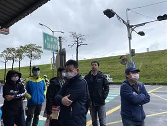 芦洲死亡路口掀论战 新北警察局决议路口不封闭
