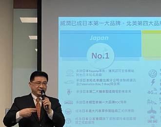 《通信網路》稱霸日本、衝刺北美 威潤董座:明年營收雙位數成長