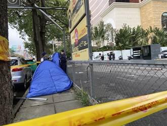 超離奇!中市七期男子陳屍趴水溝 疑吸膠後鑽進致命