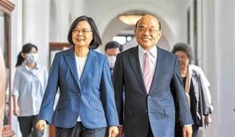 蔡政府强行开放莱猪 民调专家断言:民进党2022惨了