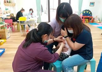 台南流感疫苗剩不到9000劑 家長快帶幼童接種