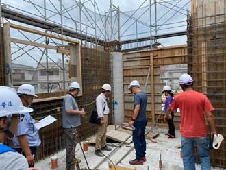 工程施工查核小組把關品質 苗栗甲等工程逾5成