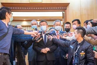 中華職棒聯盟人事異動 新會長蔡其昌接任