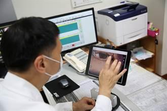 远距医疗增看五官科别 AI看诊东部偏乡很有感