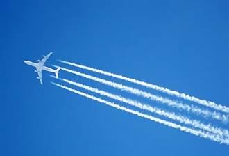 減碳妙法:把CO2還原成航空燃料